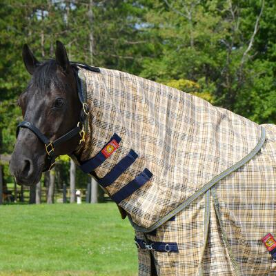 5/A Baker Extreme 2100D Turnout Neck Cover