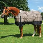 5/A Baker Black Label  400 gm Turnout Blanket - TB