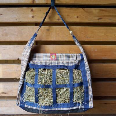 5/A Baker Deluxe Hay Tote Bag