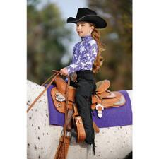Hobby Horse Simplicity HobbySuede Leadliner Toddler Chaps - TB