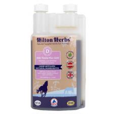 Hilton Herbs Milk Thistle Plus Gold 1 Liter - TB