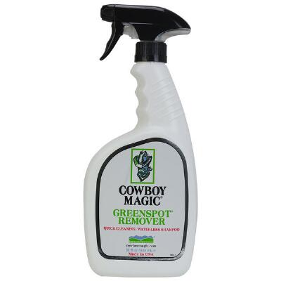 Cowboy Magic Greenspot Remover Spray 32 oz