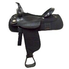 Rough Out Trail Saddle 17 inch - TB