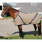 Jacks Buckeye Stable Blanket Open Front - TB