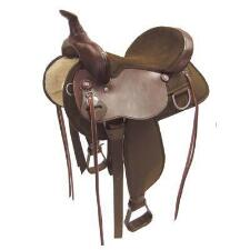 Fabtron Lady Trail Western Saddle - TB