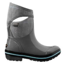 Bogs Plimsoll Prince of Whales Mid Ladies Rubber Boot