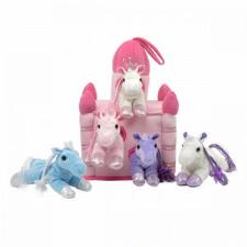 Plush Magical Horse Castle - TB
