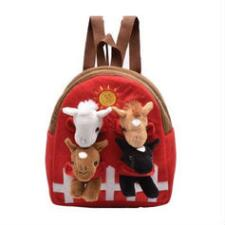 Plush Horse Barn Backpack - TB