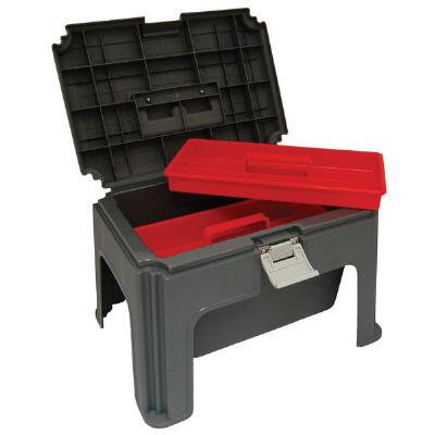 Grooming Caddy With Step