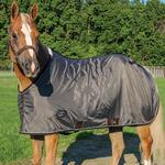 420D Polarfleece Lined Stable Sheet - Closed Front - TB