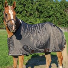 420D Polarfleece Lined Stable Sheet - Closed Front