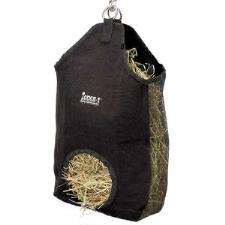 Canvas Hay Bag Miniature Size Black - TB