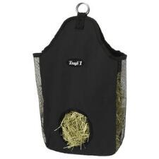 Tough 1 Canvas Hay Bag Miniature Size Black - TB