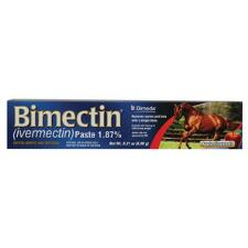 Bimeda Bimectin 1.87% Single Dose Paste Dewormer - TB