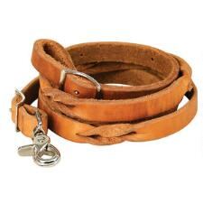 Reinsman Sharon Camarillo Knotted Competition Rein - TB