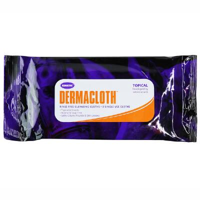 Derma Cloth 8 Cloths