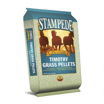 Stampede Timothy Grass Pellets 40 lb