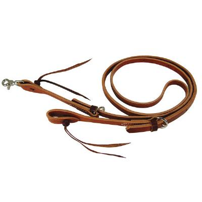 Reinsman Tied and Twisted Roper Rein .63 in x 8 ft