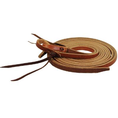 Reinsman Tied and Twisted Split Reins