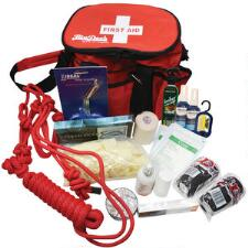 Emergency Travel First Aid Kit - TB