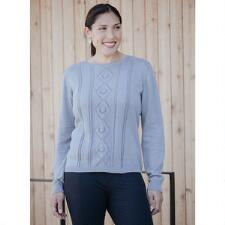 EQL Lucky Organic Cotton Ladies Sweater - TB