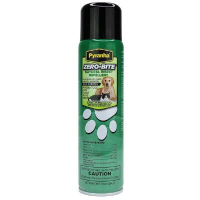 Pyranha Zero Bite Natural Insect Repellent 10 oz