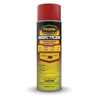 Pyranha Insecticide Aerosol Premise & Horse Fly Spray 15 oz