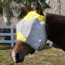 Pyranha Fly Mask No Ears - TB