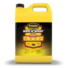 Pyranha Wipe N Spray  Gallon Oil Based - TB