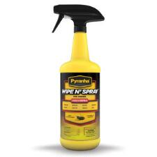 Pyranha Wipe And Spray 32 oz Oil Based