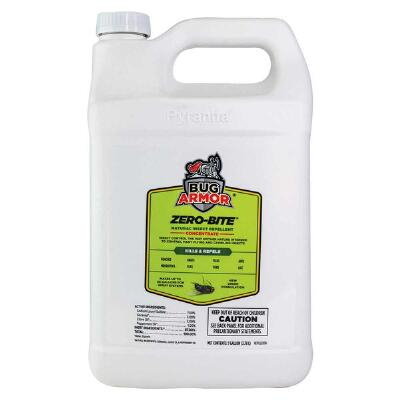 Pyranha Zero Bite Natural Insect Repellent Concentrate Gallon