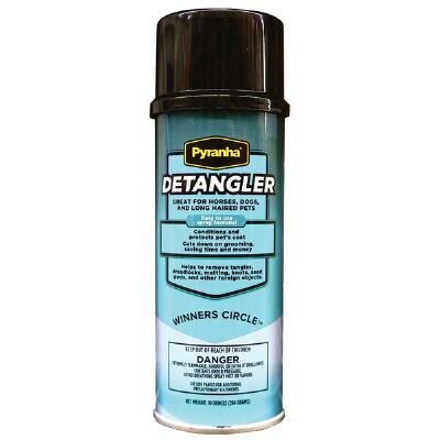 Pyranha Detangler Spray 10 oz