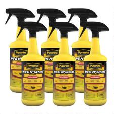 Pyranha Wipe N Spray 32 oz Oil Based 6 Pack Special - TB