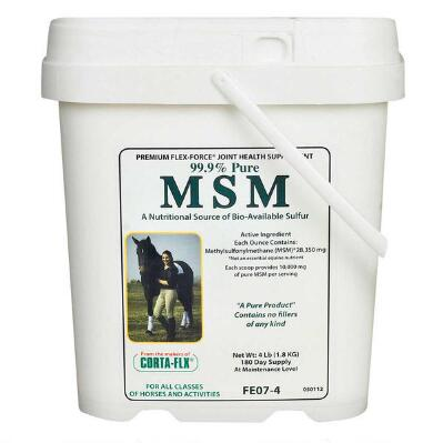 Flex Force Msm 99.9% Pure 4 lb