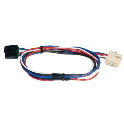 Trailer Brake Control Wiring Harness Dual Plug Current GM