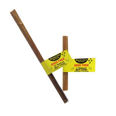 Bully Stick Odor Free