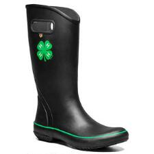 Bogs 4-H Logo Ladies Rainboot - TB