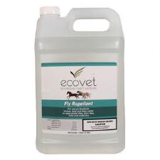 EcoVet Fly Spray Repellent-Insecticide Gallon - TB