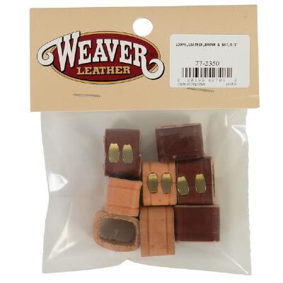 Weaver Replacement Keepers Leather