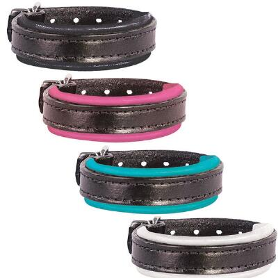 Padded Leather Bracelet Great For Customizing