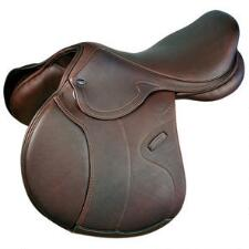 M Toulouse Legano +4 Platinum Close Contact Saddle with Genesis - TB