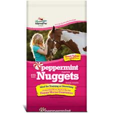 Peppermint Bite Size Nuggets Treat 4 Lb