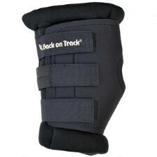 Back On Track Ceramic Royal Padded Hock Wraps Pair With Holes - TB