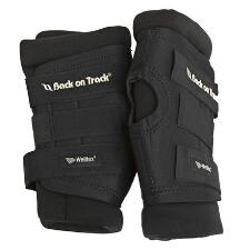 Back On Track Therapeutic Padded Hock Wraps - Pair - TB