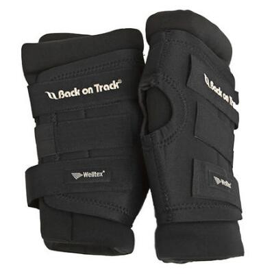 Back On Track Therapeutic Padded Hock Wraps - Pair