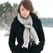 Back On Track Ceramic Scarf Human - One Size - TB
