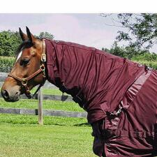 Back On Track Therapeutic Ceramic Mesh Horse Neck Cover Colors - TB