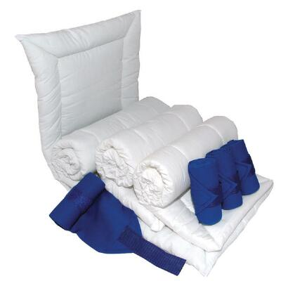 Standing Bandages And Pillow Wraps