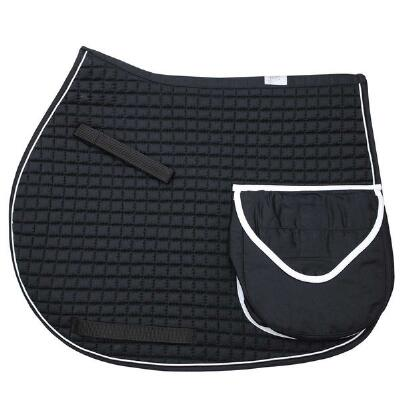 Pocket Saddle Pad English