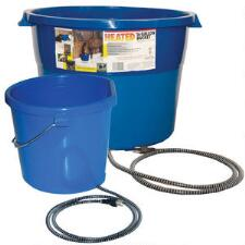 Heated Water Buckets - TB